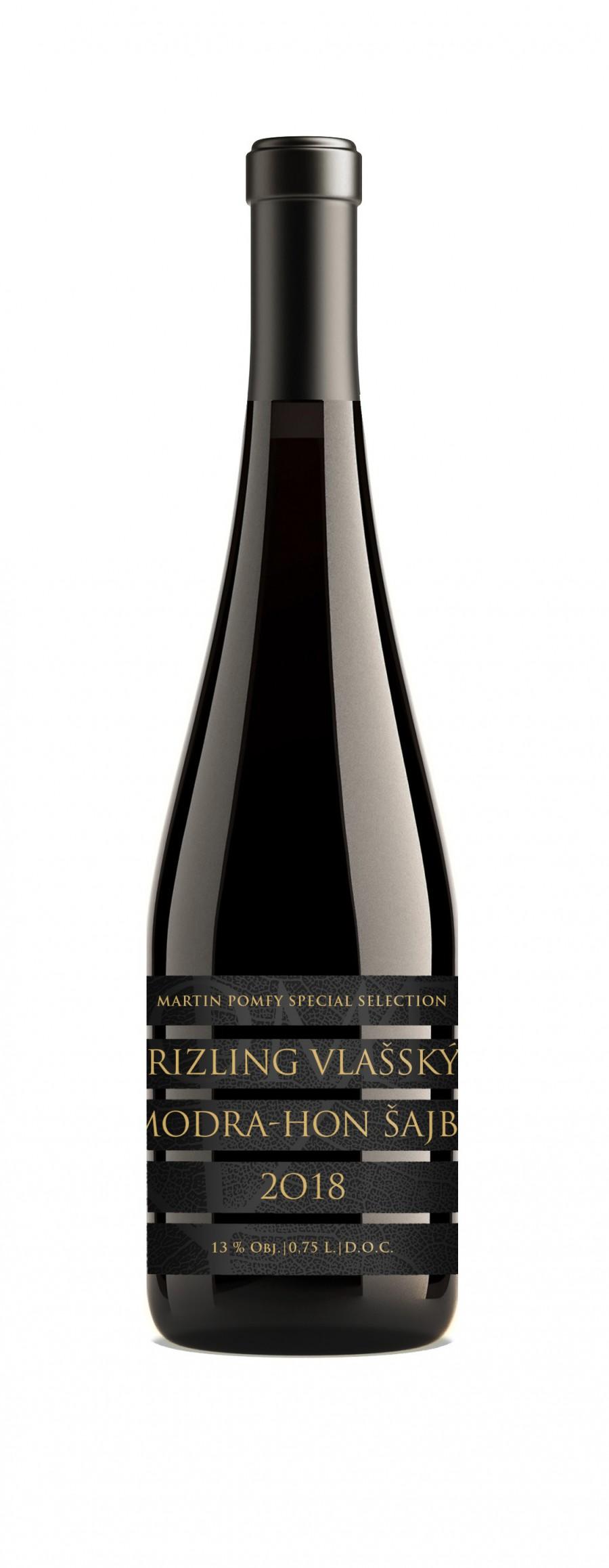 Rizling vlašský Selection víno bez histamínu