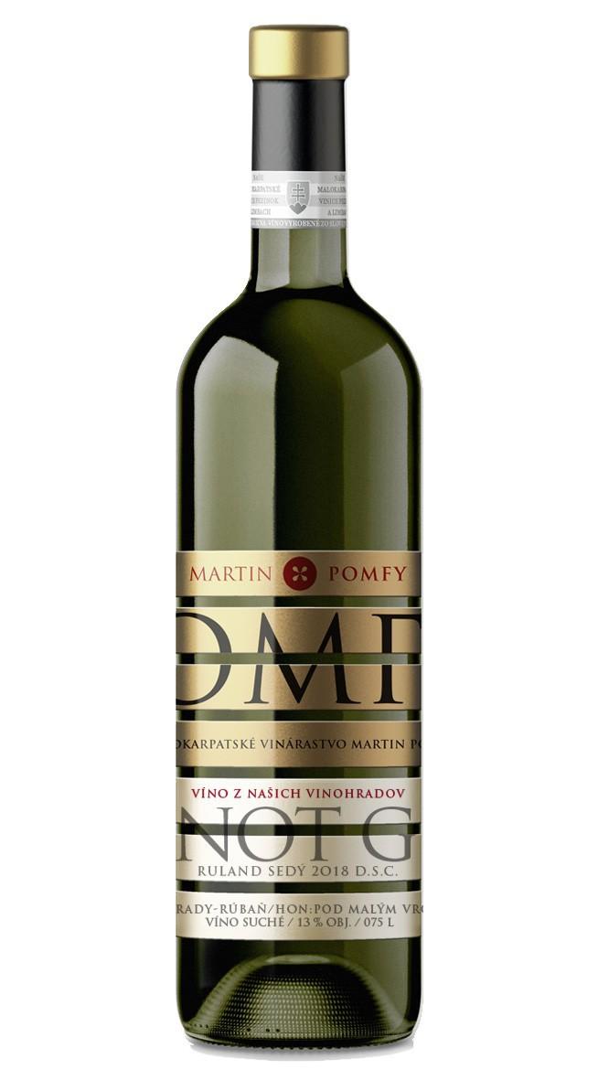 RULANDSKÉ ŠEDÉ D.S.C. víno bez histamínu