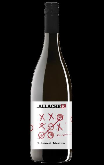 Svätovavrinecké hroznový výber 2017 víno bez histamínu