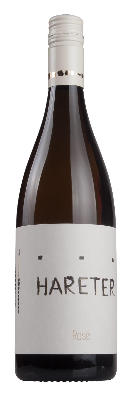 Hareter Ružové víno bez histamínu Rosé. Certifikovaný predajca Tvojevino - Vína bez histamínu.