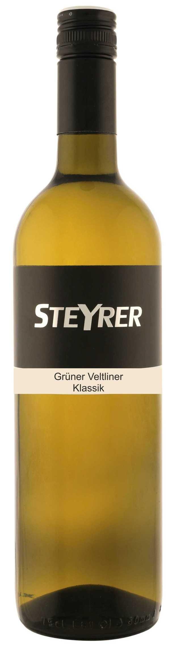 Veltlín zelený klasik víno bez histamínu