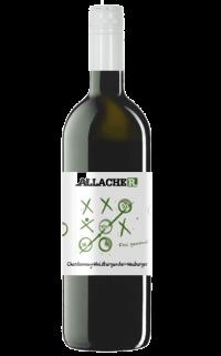 Burgundské biele Chardonnay polosuché víno bez histamínu