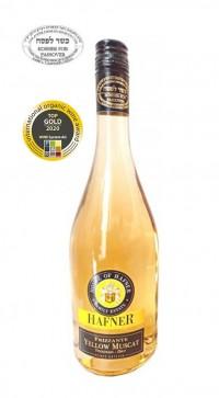 Frizzante DRY Yellow Muscat víno bez histamínu