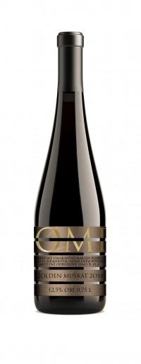 GOLDEN MUŠKÁT D.S.C. víno bez histamínu