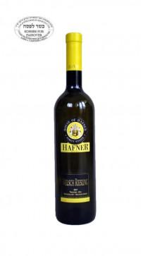 Rizling vlašský Kosher víno bez histamínu