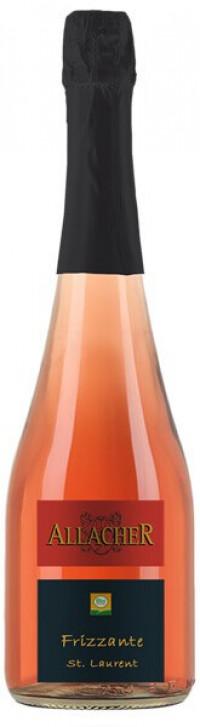 Allacher Frizzante ružové víno bez histamínu.