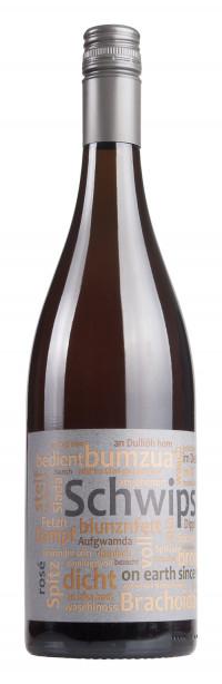 Hareter ružové víno bez histamínu Schwips rose.