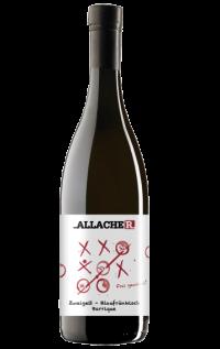 Zweigelt - Frankovka modrá barikovaná 2017 víno bez histamínu